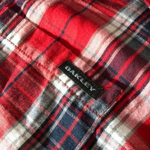 Oakley Shirts - Oakley Men's Long Sleeve Flannel